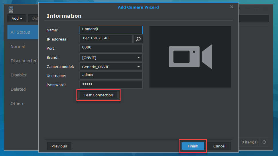 How to Add Reolink Cameras to Synology Surveillance Station