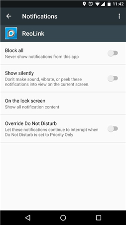 Enable Push Notifications on iOS and Android Phones – Reolink Support