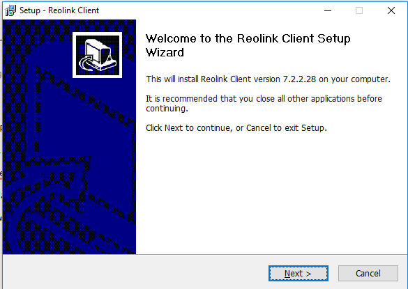 Install Reolink Client (Windows) – Reolink Support